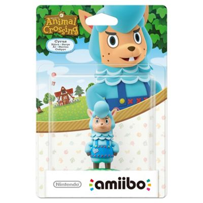 amiibo Cyrus  - Animal Crossing Collection