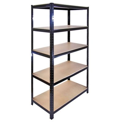 heavy duty storage shelves. Homegear Heavy Duty 5 Tier Steel Shelving Unit Garage Storage 265Kg Shelves V
