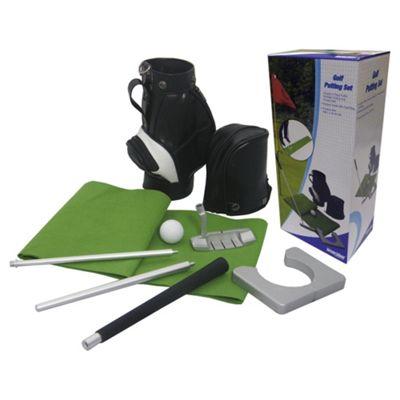 Longridge Mini Golf Bag Putting Set