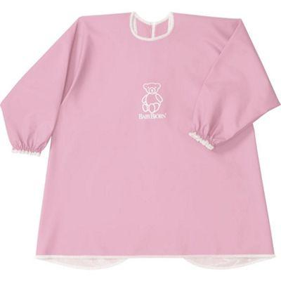 BabyBjorn Long Sleeve Bib (Pink)