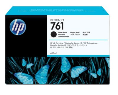 HP 761 Ink Cartridgefor DesignJet T7100 Series Printers - Black