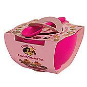 Little Pals Baking Starter Set - Pink Age 3+