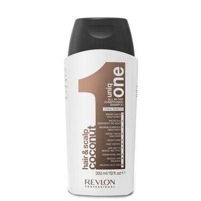 Revlon Uniq 1 All in One Treatment Coconut Conditioning Shampoo
