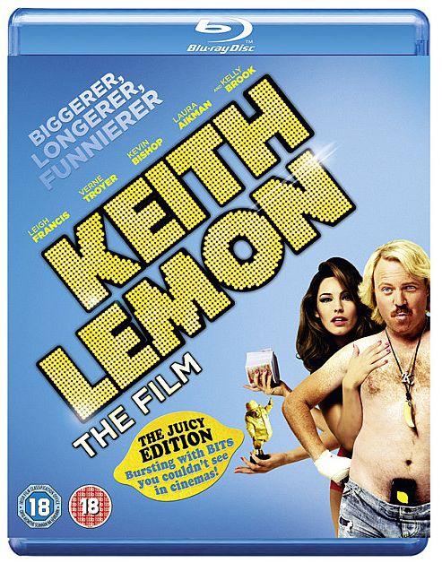 Keith Lemon: The Film (Blu-ray)