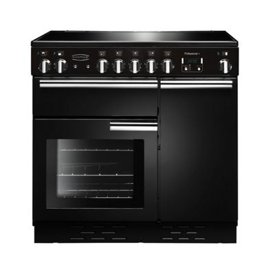 Rangemaster Professional Plus PROP90EIGB/C 90cm Induction Black