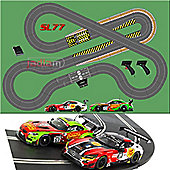 SCALEXTRIC Set SL77 ARC ONE Race Control Set C1356 with Extension
