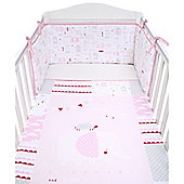 B Baby Bedding Elephant Bed In A Bag Size cot/cot bed