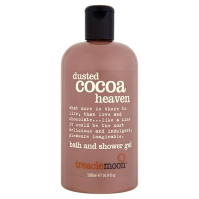 Treaclemoon Cocoa Bath & Shower Gel 500Ml