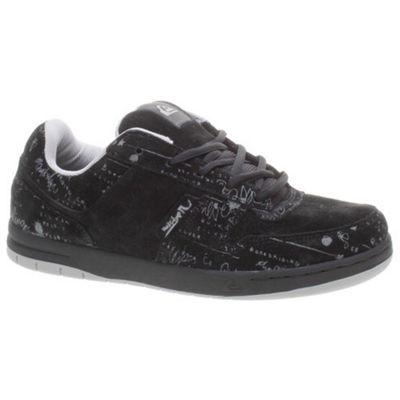 Quiksilver Infamous Black Shoe