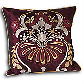 Riva Home Opulence Damson Cushion Cover - 45x45cm
