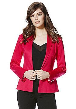 F&F Sateen Jacket - Pink