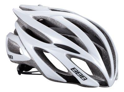 BBB BHE-01 - Falcon Helmet (White, 55-58cm)