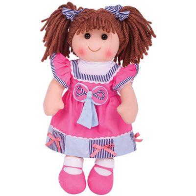 Bigjigs Toys Emma 38cm Doll