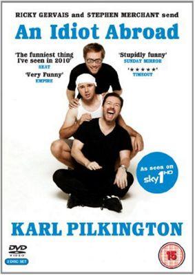 An Idiot Abroad (DVD Boxset)