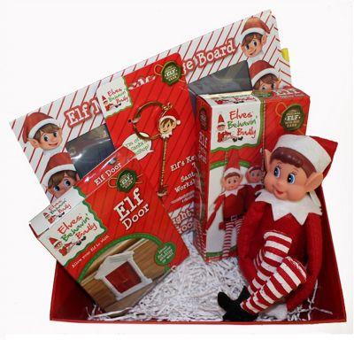 Christmas Elf Gift Box 3