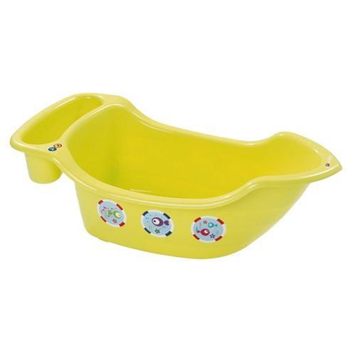 Babymoov Baby Boat Bath, Lime Green