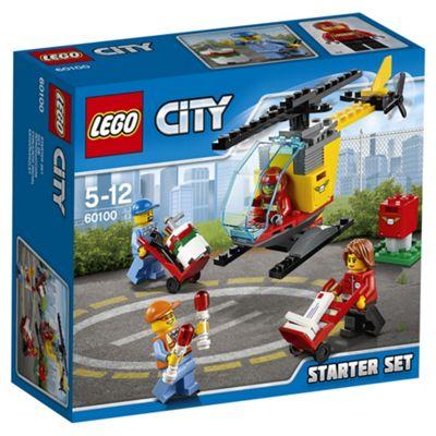 LEGO City Airport Starter Set 60100