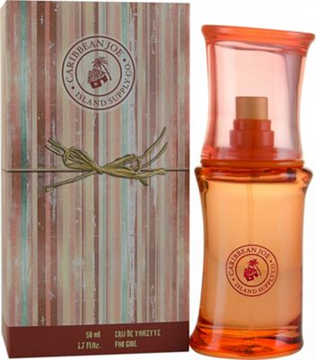 Caribbean Joe For Her Eau de Toilette (EDT) 50ml Spray