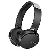 Sony MDRXB650BT Wireless Headphones (Black)