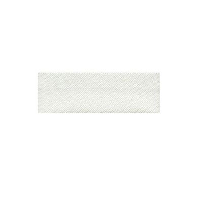 Essential Trimmings Satin Bias Binding 2m x 15mm Ivory