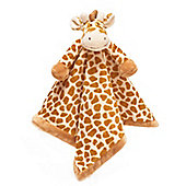 Baby Comforter - Giraffe, Baby Comforters, Baby Gifts, Baby Comforter Blankets, Baby Soother