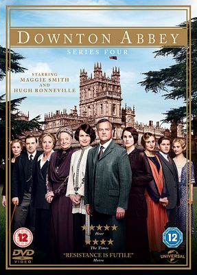 Downton Abbey - Series 4 (DVD Boxset)