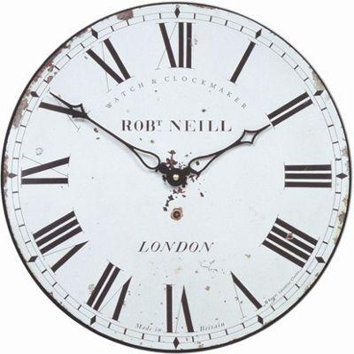 Roger Lascelles Clocks London Clockmaker's Wall Clock