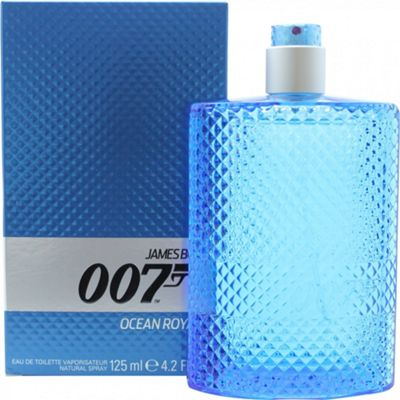 James Bond 007 Ocean Royale Eau de Toilette (EDT) 125ml Spray For Men