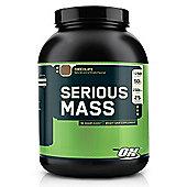 Optimum Nutrition Serious Mass 2.7kg - Chocolate