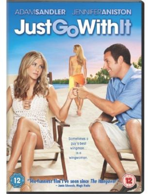 Just Go With It (DVD)