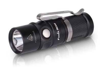 Fenix RC09 Torch USB Rechargeable Aluminium 550 Lumens