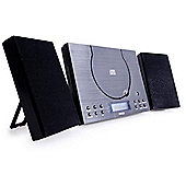 Denver MC-5010 Bluetooth Wall Mountable Compact Stereo CD player
