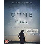 Gone Girl Blu-Ray + Digital HD UV