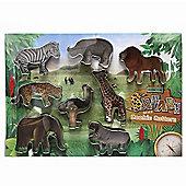 Safari Cookie Cutter Set