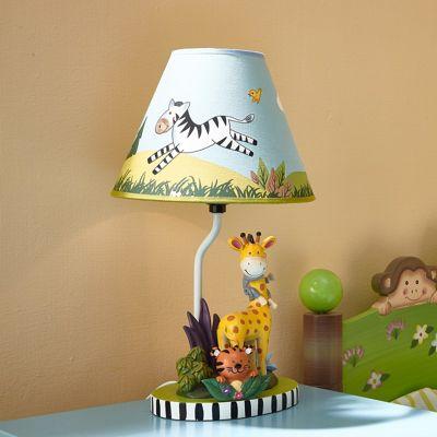 Fantasy Fields By Teamson- Sunny Safari Table Lamp