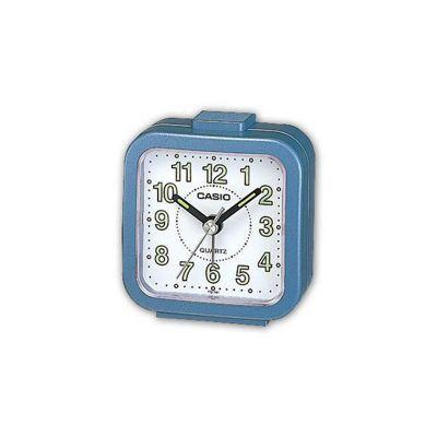 Casio TQ141-2 Beep Alarm Clock (blue)