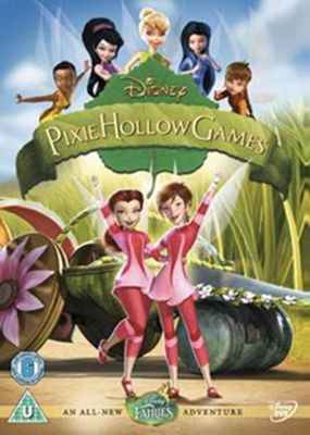 Pixie Hollow Games (DVD)