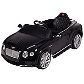 Licensed 12V Bentley Ride On Car Black