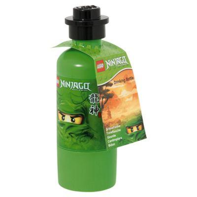 LEGO Drinking Bottle Ninjago Green