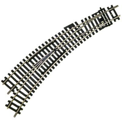 Hornby R8074 Left Hand Curved Point Track 00 Gauge