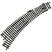 Hornby R8074 Left Hand Curved Point Track 00 Gauge