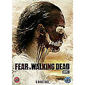 Fear The Walking Dead Season 3 Dvd