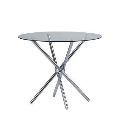 Verona Dining Table - Clear