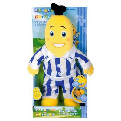Bananas in Pyjamas B1 Day and Night Bedtime Buddy