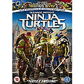 Teenage Mutant Ninja Turtles - Tesco exclusive BONUS disc DVD