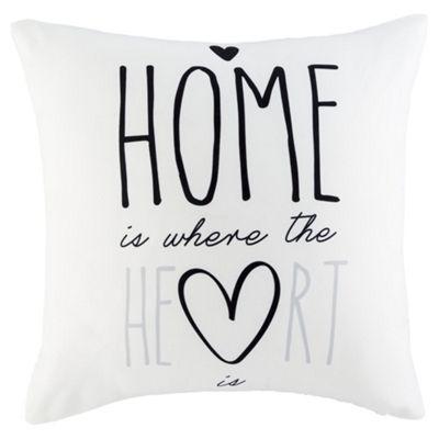 Novelty Home Heart Cushion