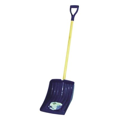 Winter Snow Shovel Navy Blue