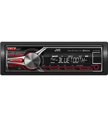 JVC KD X310BT In Car Stereo Vehicle Audio USB Sound System