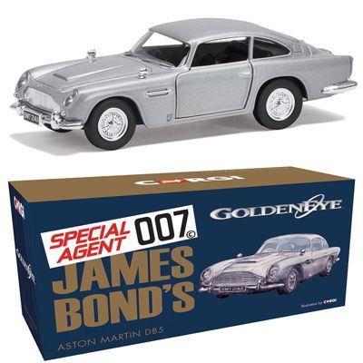 CORGI CC04311 James Bond, Aston Martin DB5 Goldfinger