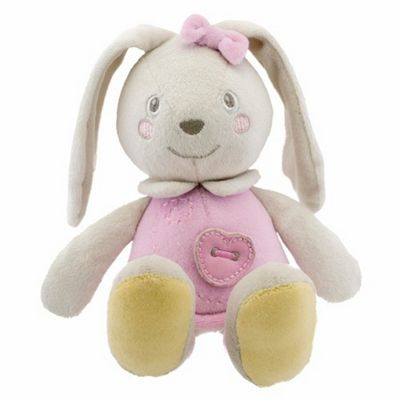 Chicco Soft Colour Bunny (Pink)